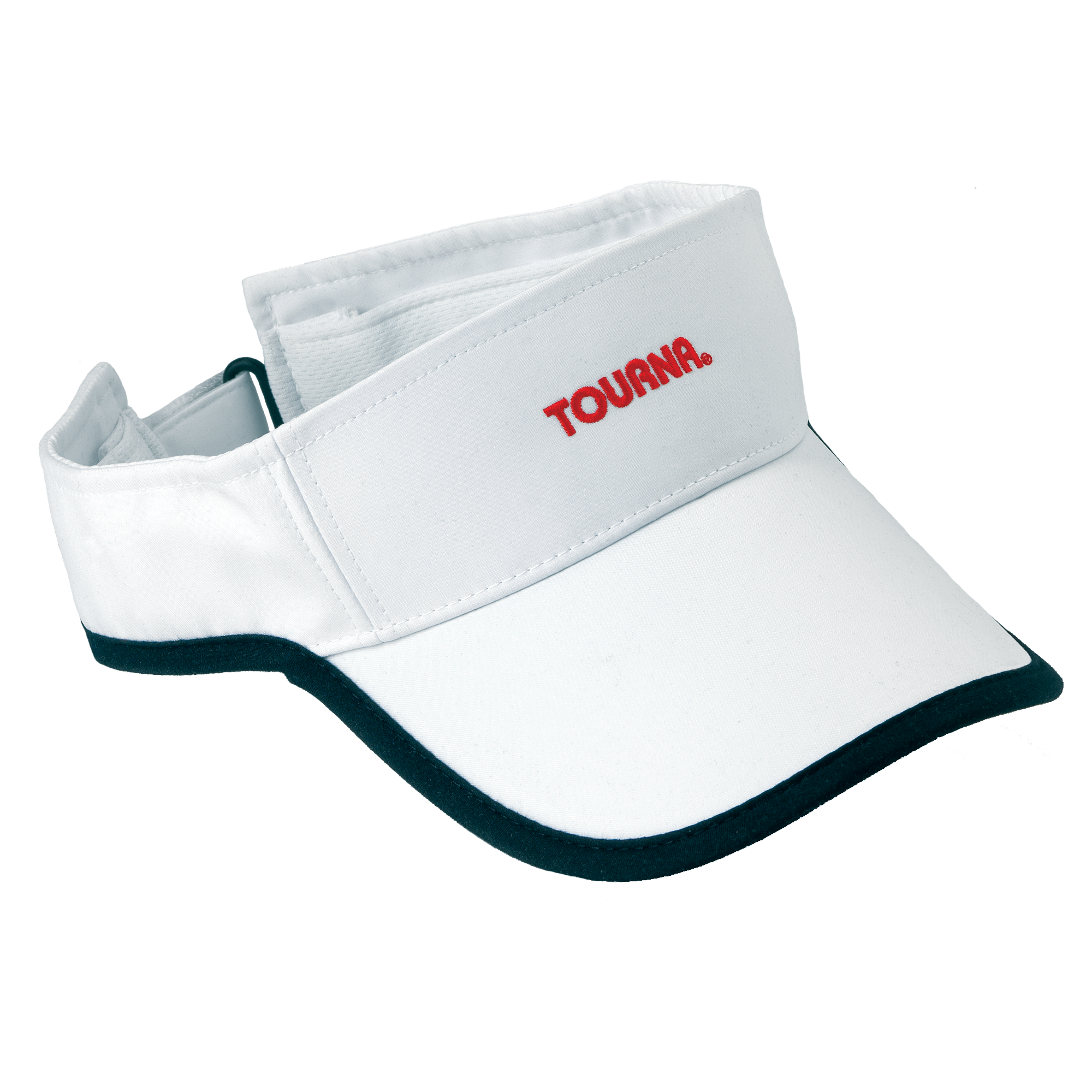 pro visor with tourna logo unique sports products